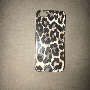 COACH iPhone SE case